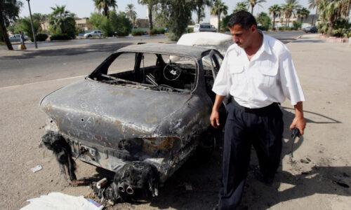 Odpuštění a Irák je známý příběh