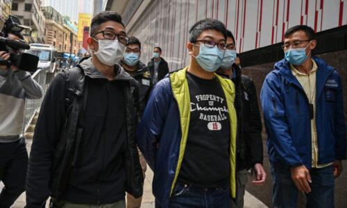Parjetri z Orientu reagovali na masové zatýkání v Hongkongu